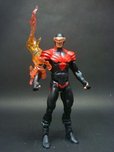 Phoenix Five CYCLOPS Custom Action Figure