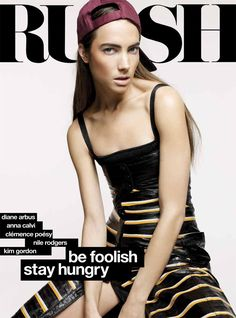 Jessica Miller Cover Russh #45 April/May 2012