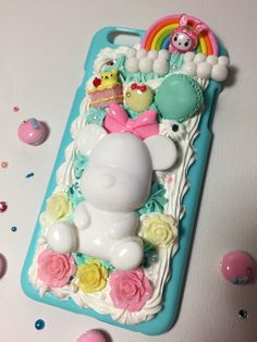iPhone 6 Plus decoden case -- hand made with ♥ from My Deco Den #decoden…