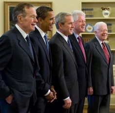 5 Standing Presidents.....