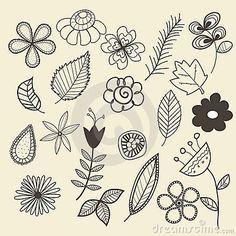 Pnature doodles