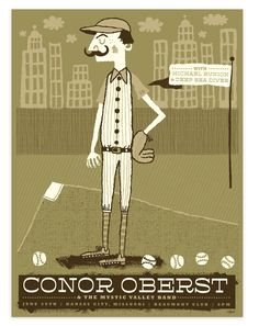 Connor Oberst | Tad Carpenter Creative