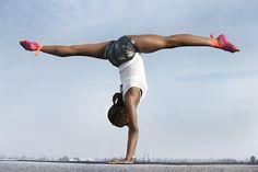 Gabby Douglas x Nike