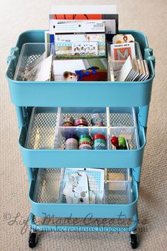 Creative Ways To Use The Raskog Ikea Kitchen Cart Hanging