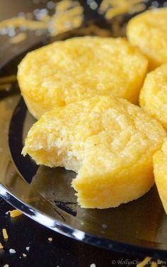 cheesy-grit-bites-bite| HollysCheatDay.com