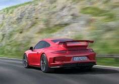 Let the Celebrations begin New Porsche 911 GT3 released for 911 50th Anniversary