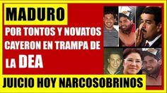 ULTIMA HORA VENEZUELA  LLEGO DÍA DEL JUICIO NARCOSOBRINOS SIN SALIDA  Noticias Ultima Hora 14/12