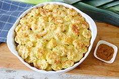 Garlic Oil, Fodmap Recipes, Low Fodmap, Cauliflower, Macaroni And Cheese, Dinner Recipes, Vegetables, Ethnic Recipes, Food
