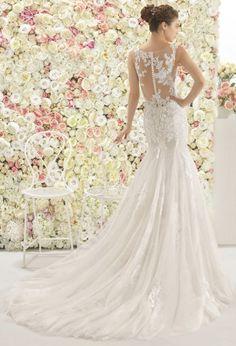 Wedding Dress Inspiration - Aire Barcelona