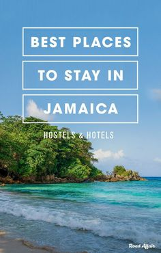 A comprehensive travel guide on the best cheap places to stay in Negril, Montego Bay, Port Antonio, Ocho Rios and other popular places in Jamaica.