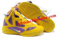 Nike Zoom Hyperfuse 2011 Lamar Odom PE Nike Factory Outlet 24ac24e3dc