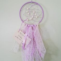 I call it Lila Rose. Absolutely IN LOVE with this dream catcher :) Dreamcatchers, Yellow, Rose, Crafts, Crafts To Make, Octopus, Pink, Manualidades, Dream Catcher