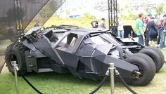 Batmobiles at Comic-Con: How Many Do You Know? | GeekNation