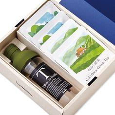 水出し緑茶 ギフト【アルミ個包装袋テンプレート】