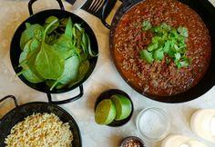 Min meksikanske gryte, kok i 1,5 timer