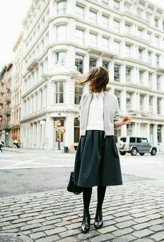 e53128a1a652a Mejores 65 imágenes de De faldas en Pinterest