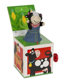 Jack In The Box | New Arrivals | Melissa and Doug