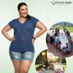 Look para estar arrimada e confortável @Vínculo Basic
