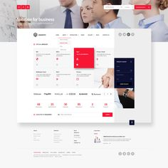 Minimal Web Design, Modern Web Design, Best Web Design, Web Design Trends, Blog Design, Web Design Inspiration, Web Layout, Layout Design, Typography Design