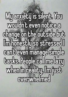 This this this, I know it's not the best way to handle things but when I get overwhelmed I shut down.: #PanicAttackMedication