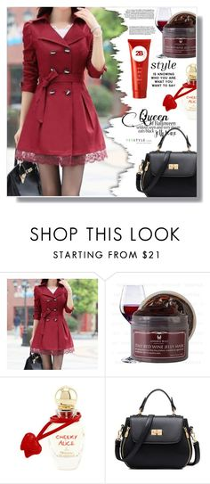 """""""Show us your YesStyle"""" by fashion-pol ❤ liked on Polyvore featuring Donnae"""