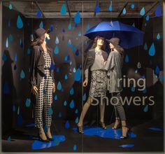 Spring Window Displays 2015 | Visual Merchandising Arts, Sch… | Flickr
