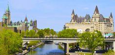 Cursos para estudiar ESO o Bachillerato en inglés con un semestre, trimestre o año escolar en Canadá en colegios públicos de Cornwall (Ontario - Quebec)