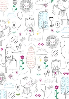 Lucy Rebecca Palmer ~ Surface Pattern & Illustration
