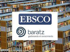 Baratz se asocia con EBSCO con el fin de integrar el mundo analógico y digital en bibliotecas. Así es, nos hemos asociado con EBSCO para ofrecer a las bibliotecas un mejor servicio en cuanto a la disposición de una gran colección de recursos electrónicos para tus usuarios… y desde una única interfaz: el catálogo de tu biblioteca.