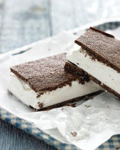 Classic Ice Cream Sandwiches Recipe