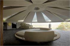 John Lautner's Celebrated Homes - The New York Times > Art & Design > Slide Show > Slide 2 of 10