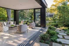 Just in from Canadian photographer Brenda Liu , this beautiful garden pavilion she shot for Tor...