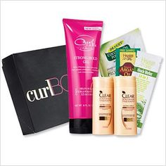 Special Delivery! A Guide to Online Beauty Box Clubs - For Girls with Natural Curls from #InStyle