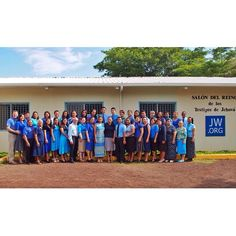 Pioneer school in Managua, Nicaragua. Photo shared by @aaronperkinson