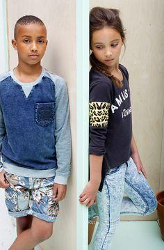 lookbook girls hi | Tumble 'N Dry SS15