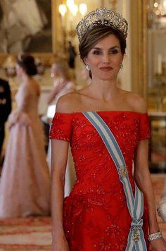 Letizia De Espanha Inglaterra de 12 a 14 julho de 2017 28