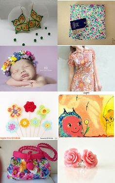 Spring will come by carole on Etsy--Pinned with TreasuryPin.com