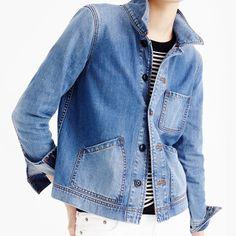 The versatile denim jacket - That's Not My Age