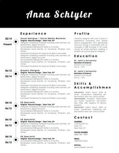 Google Templates Resume Resume Template Phoebe Griffiths  Modern Resume Template Modern .