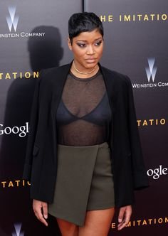 There's a reason short hair just won't stop trending: it's super sexy (much like Keke Palmer). Description from latest-hairstyles.com. I searched for this on bing.com/images
