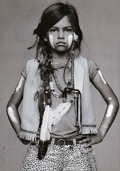 one of the most beautiful girl i have seen... and so young! Thylane Loubry Blondeau.