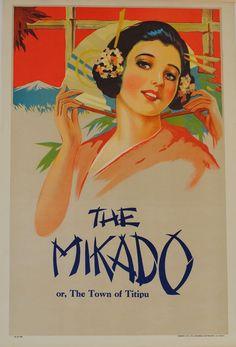 Publicité vintage Poster - Mikado