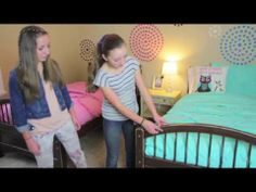 Bedroom Tour - Teen Girl Room Tour | Brooklyn and Bailey