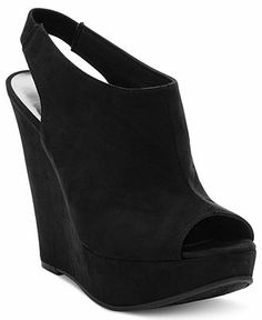 G by Guess Womens Shoes, Exacto Platform Wedge Sandals ...
