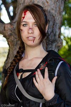 Katniss Everdeen Cosplay