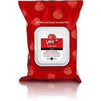 Yes to - Yes to Tomatoes Blemish Clearing Facial Towelettes 25 Ct in  #ultabeauty