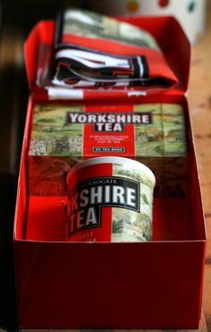 Yorkshire Tea...yummy a lose second to pg tips. Tho