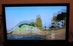 defective samsung tv iimage --------------- the latest from #samsung customer service. #wp, #wordpress, #dontbuysamsung #badsamsungtv, #samsungcomplaint