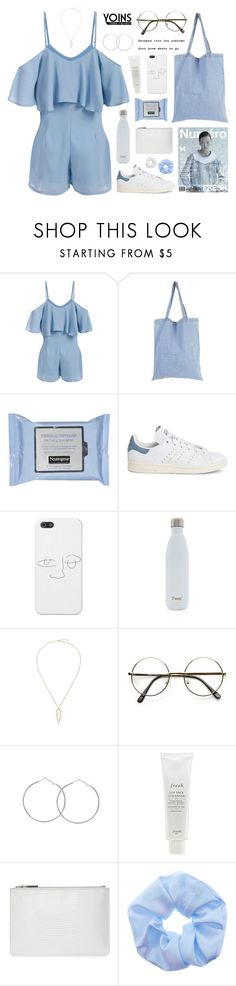 """""""YOINS 5 - Cold Water"""" by tania-maria ❤ liked on Polyvore featuring StyleNanda, adidas, S'well, Fresh, Whistles, Natasha Couture, yoins, yoinscollection and loveyoins"""
