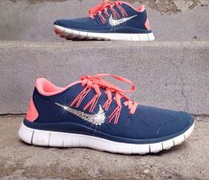 new products 00291 4fe47 New Womens Nike Free Run Running Training by ShopGlitterKicks